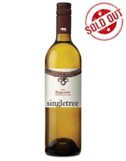 Singletree-Siegerrebe-2014 sold out