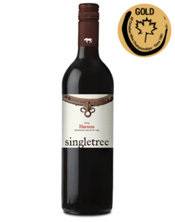 Singletree-harness2014-goldaward