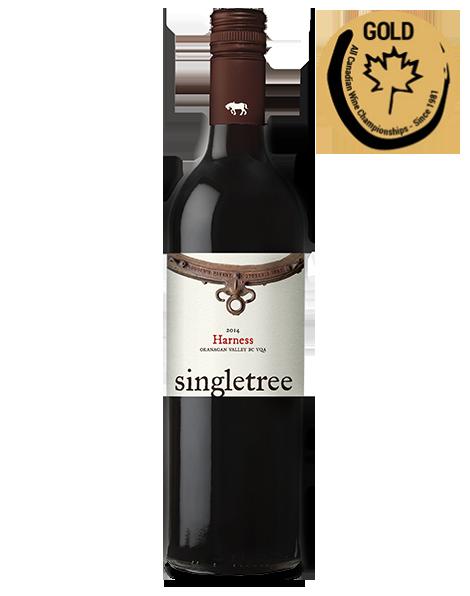 Singletree-harness2014-goldaward